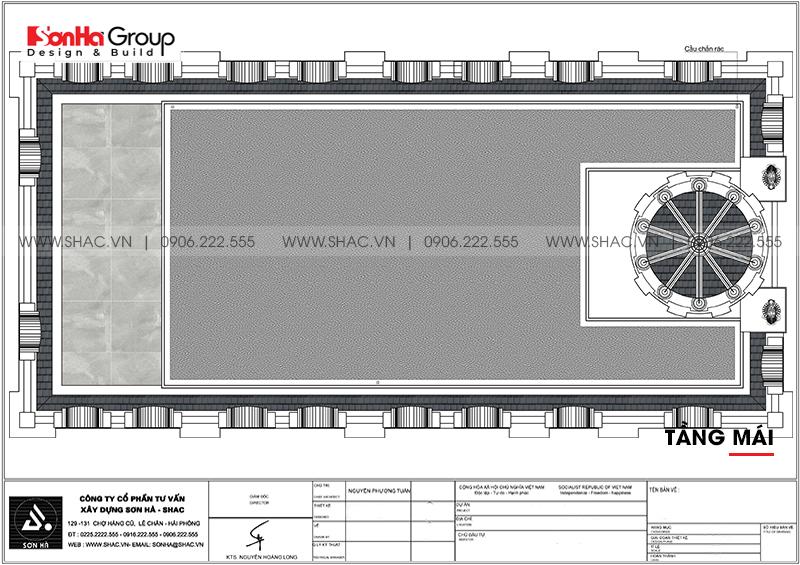 Khách sạn tân cổ điển 3 sao tại Hà Nội thiết kế thời thượng từ mọi góc – SH KS 0078 10