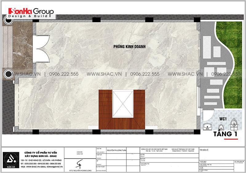Mẫu thiết kế nội thất biệt thự tân cổ điển thời thượng tại Vinhomes Marina Cầu Rào 2 11
