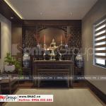 11 Thiết kế nội thất phòng thờ trang nghiêm tại waterfront wfc 009