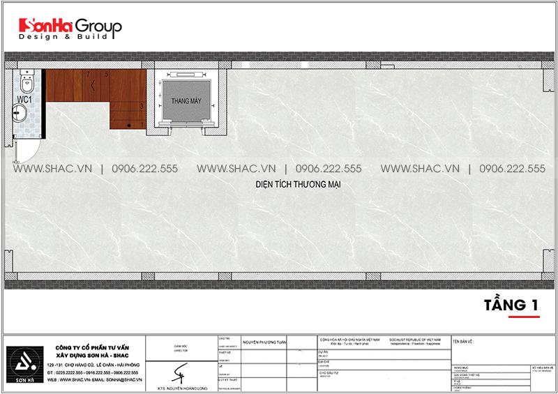 Thiết kế nội thất nhà phố hiện đại kết hợp kinh doanh 5 tầng tại Waterfont City Hải Phòng 12