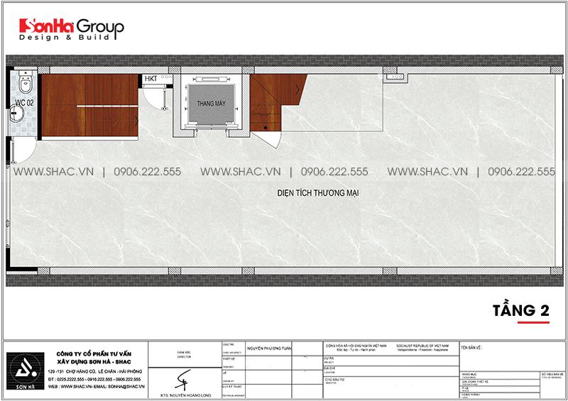 Thiết kế nội thất nhà phố hiện đại kết hợp kinh doanh 5 tầng tại Waterfont City Hải Phòng 13