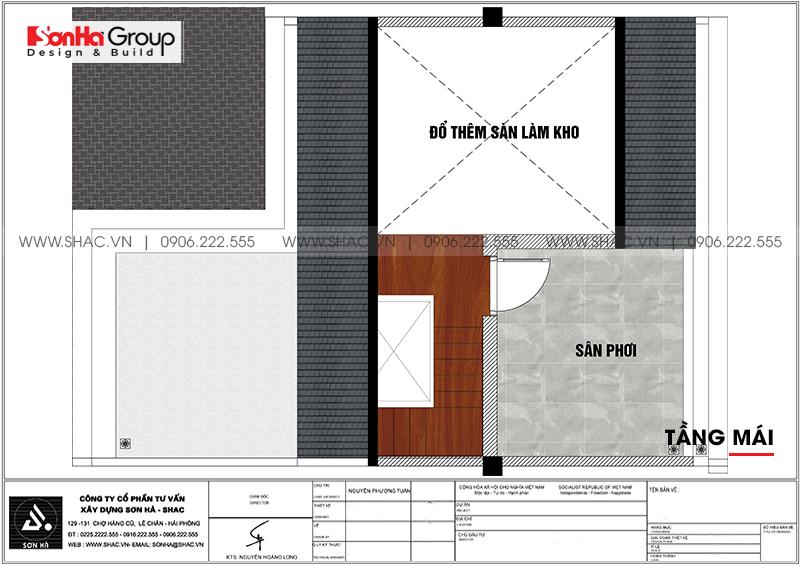 Mẫu thiết kế nội thất biệt thự tân cổ điển thời thượng tại Vinhomes Marina Cầu Rào 2 15