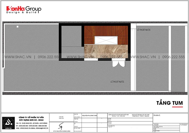 Thiết kế nội thất nhà phố hiện đại kết hợp kinh doanh 5 tầng tại Waterfont City Hải Phòng 17