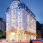 3 Kiến trúc khách sạn tân cổ điển 3 sao tại hà nội sh 0078