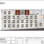 4 Mặt bằng tầng 2 khách sạn tân cổ điển mặt tiền 10,5m tại phú quốc sh ks 0075