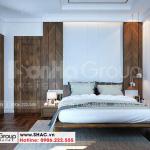 4 Trang trí nội thất phòng ngủ 1 sang trọng tại vinhomes marina vhi 009