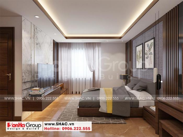 màu trắng chủ đạo kết hợp màu gỗ nâu trầm của nội thất khiến CTĐ rất yêu thích
