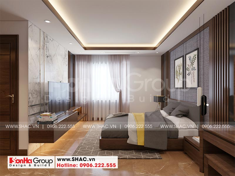 Thiết kế nội thất nhà phố hiện đại kết hợp kinh doanh 5 tầng tại Waterfont City Hải Phòng 5