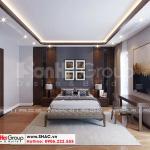 6 Thiết kế nội thất phòng ngủ master kiểu hiện đại tại waterfront wfc 009