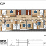 7 Bản vẽ tầng 5 đến 11 khách sạn 11 tầng tại phú quốc sh ks 0075