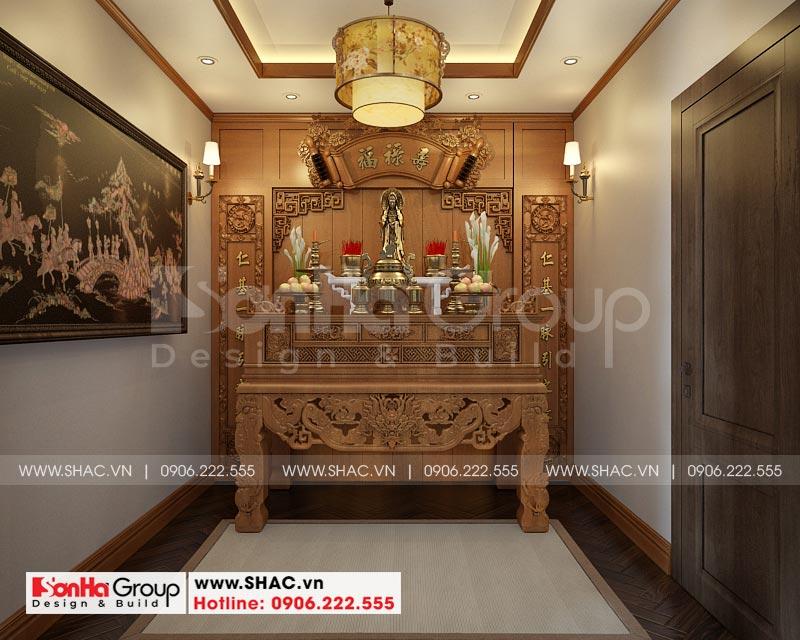 Mẫu thiết kế nội thất biệt thự tân cổ điển thời thượng tại Vinhomes Marina Cầu Rào 2 8