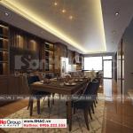 9 Trang trí nội thất phòng bếp ăn cao cấp tại waterfront wfc 009