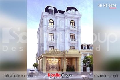 BÌA thiết kế khách sạn 2 sao 4 tầng 1 tum tại phú yên sh ks 0074