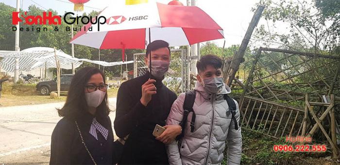 """CBNV Sơn Hà Group 2020 sôi nổi tinh thần """"Du xuân đầu năm Hứng khởi cả năm"""" (5)"""
