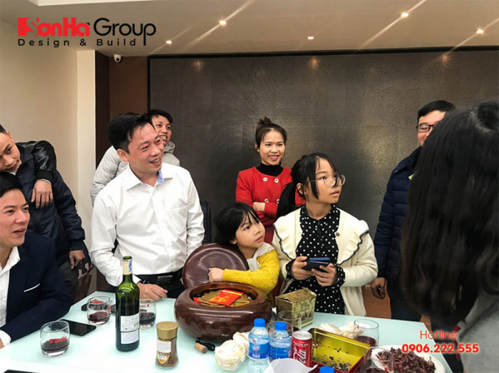 CBNV Sơn Hà Group tràn ngập khí thế và tinh thần mới trong buổi gặp mặt đầu xuân Canh Tý 2020 (2)