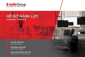 [Profile] Thiết kế - Thi công nội thất Vinhomes 5