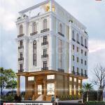 1 Thiết kế khách sạn kiểu tân cổ điển tại phú quốc sh ks 0081