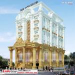 1 Thiết kế khách sạn kiểu tân cổ điển tại sơn la sh ks 0082