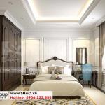 15 Trang trí nội thất phòng ngủ quý phái tại hải phòng sh nod 0218