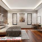 17 Thiết kế nội thất phòng ngủ 3 sang trọng tại Hải Phòng sh btd 0078