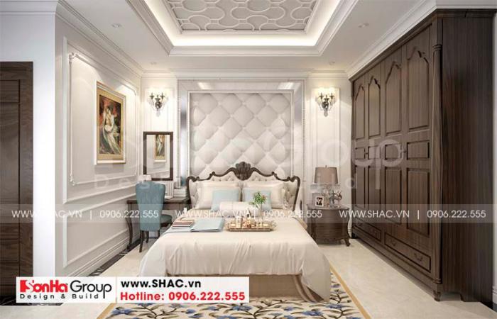 Đây cũng là thiết kế nội thất phòng ngủ rất được CĐt đánh giá cao