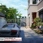 29 Trang trí không gian sân vườn đẹp Hải Phòng sh btd 0078