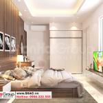 9 Trang trí nội thất phòng ngủ kiểu hiện đại tại hải phòng sh nod 0220