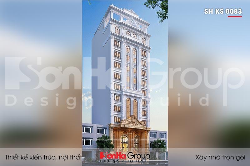 Khách sạn KS 0083 đạt chuẩn 3 sao