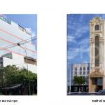 10 Ảnh hiện trạng khách sạn tân cổ điển 8 tầng tại sài gòn sh ks 0087