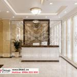 4 Trang trí nội thất sảnh lễ tân đẹp tại sài gòn sh ks 0087