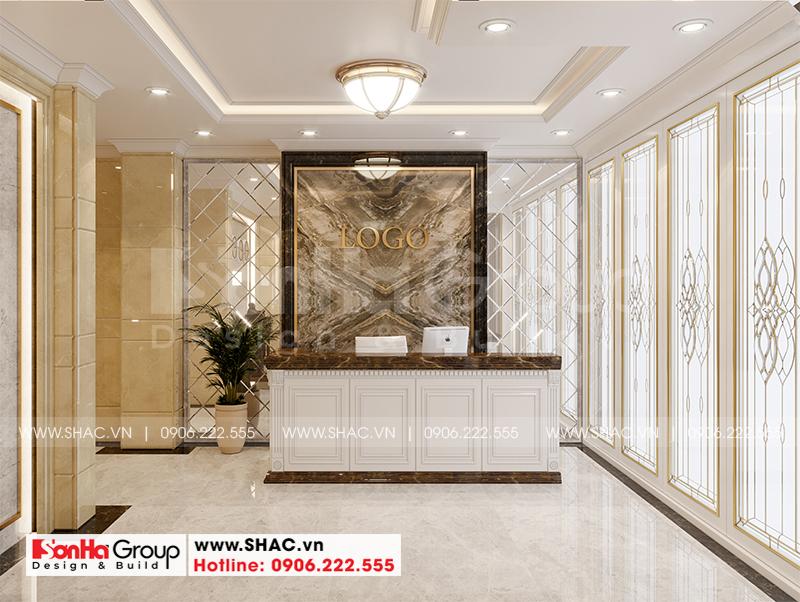 Thiết kế cải tạo khách sạn tân cổ điển 3 sao 6x23,4m tại Sài Gòn – SH KS 0087 5
