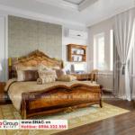 6 Thiết kế nội thất phòng ngủ kiểu tân cổ điển tại sài gòn sh nod 0222