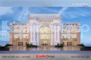 BÌA thiết kế trung tâm thương mại 4 tầng kiểu tân cổ điển tại nghệ an sh bck 0052