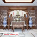 11 Trang trí phòng thờ tôn nghiêm tại quảng ninh sh nop 0211