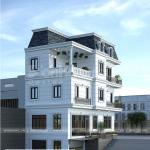 3 Kiến trúc nhà ống bán biệt thự tại quảng ninh sh nop 0211