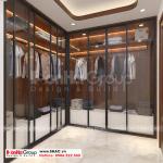 8 Mẫu nội thất phòng thay đồ tiện nghi tại quảng ninh sh nop 0211