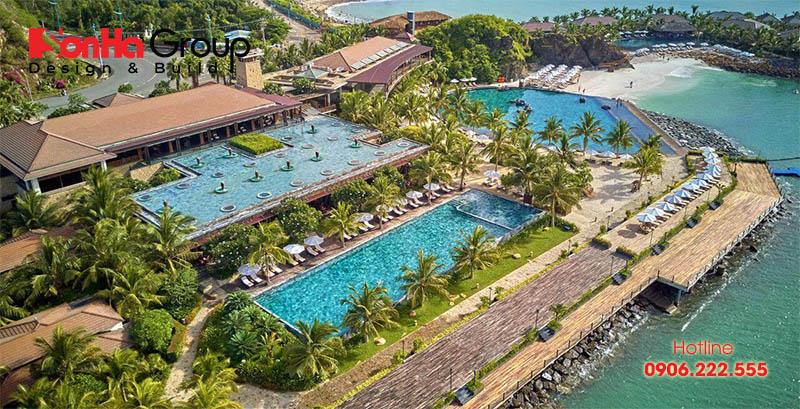 Du khách đến với khách sạn nghỉ dưỡng chủ yếu là nghỉ ngơi và thư giãn