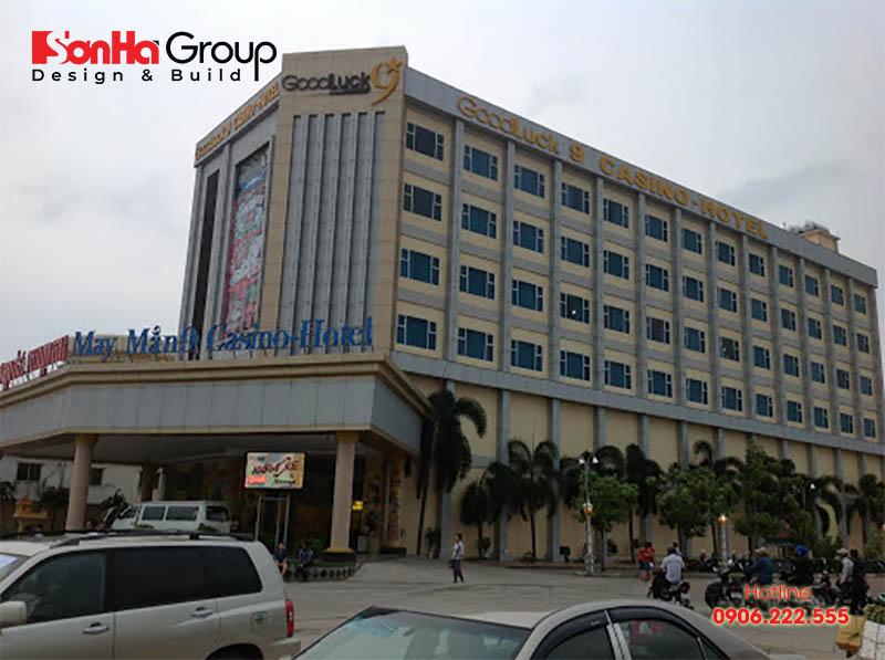 Khách sạn sòng bạc có đầy đủ các loại hình dịch vụ sòng bạc phục vụ khách