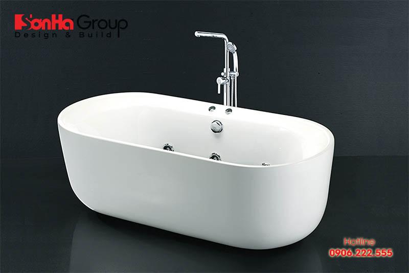 Kinh nghiệm chọn bồn tắm chuẩn kỹ thuật và mẫu mã nhất