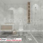 18 Không gian nội thất phòng tắm sang trọng tại sài gòn