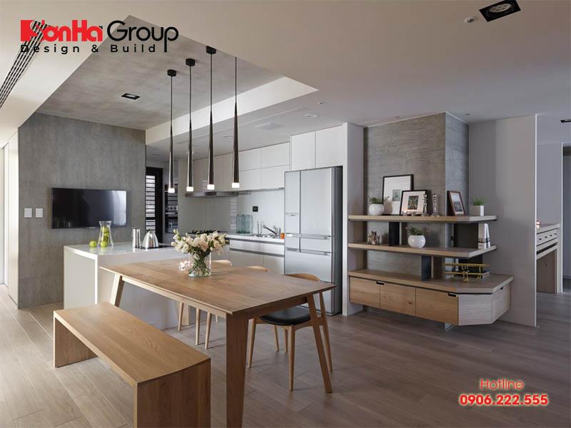 Những lưu ý khi thi công và sử dụng trần thạch cao phòng bếp hiệu quả