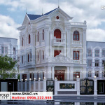1 Thiết kế biệt thự tân cổ điển đẹp tại Sài Gòn sh btp 0159