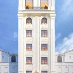 1 Thiết kế khách sạn đẹp tại hải phòng sh ks 0088