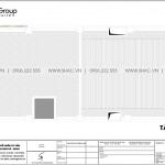 7 Bản vẽ tầng mái khách sạn tân cổ điển 10 tầng tại hải phòng sh ks 0088