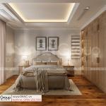 11 mẫu phòng ngủ tinh tế sang trọng trong biệt thự diện tích 252m2 SH BTP 0161