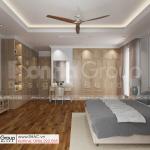 13 nội thất tinh tế và đẳng cấp trong biệt thự 4 tầng tại Sài Gòn SH BTP 0161