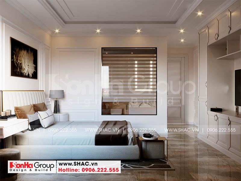 Mẫu phòng ngủ đẹp đảm bảo thâm mỹ, phong thủy và công năng