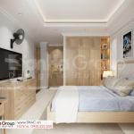17 phòng ngủ phong cách tối giản từ nội thất cao cấp trong biệt thự 4 tầng tại Sài Gòn SH BTP 0161