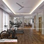 20 nội thất cao cấp sử dụng trong không gian biệt thự mặt tiền 17m taijTP HCM SH BTP 0161