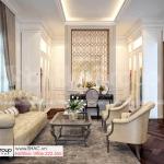 21 Thiết kế nội thất thay đồ tại phòng ngủ 3 hiện đại tại hà nội sh btp 0160